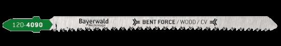 Bayerwald Bent Force Stichsägeblätter 130/105mm