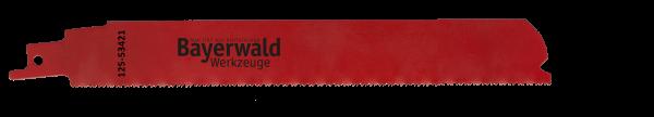 1x Bayerwald Werkzeuge Säbelsägeblatt Länge 230 mm