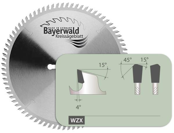 HM Acrylstar Spezial - Sägeblatt Wechselzahn mit Fase