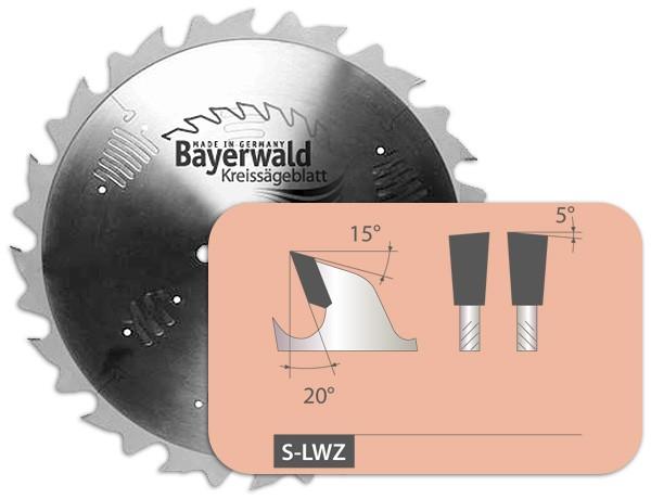HM Bau Extrem Zuschnitt Sägeblatt - S-LWZ