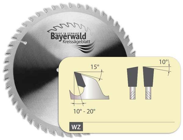 HM Handkreissägeblatt - Wechselzahn