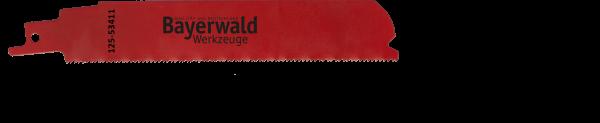 1x Bayerwald Werkzeuge Säbelsägeblatt Länge 150 mm