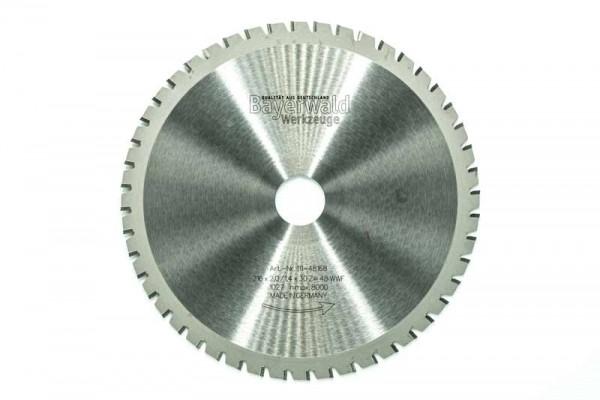 HM Multifunktions-Kreissägeblatt - Ø 216 mm x 2,0 mm x 30 mm | Z=48 WWF