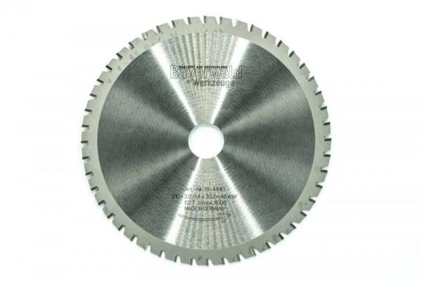 HM Multifunktions-Kreissägeblatt - Ø 210 mm x 2,0 mm x 30 mm | Z=48 WWF