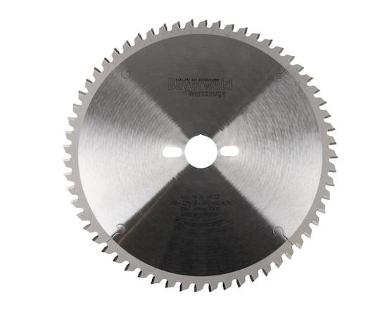 HM Kreissägeblatt - Ø 254 mm x 2,8 mm x 30 mm | WZ negativ (48 Zähne)